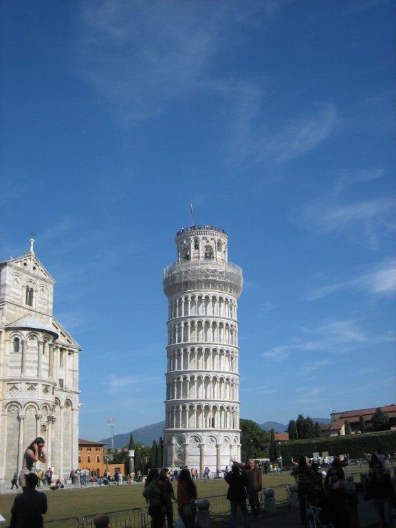Skæve tårn i Pisa