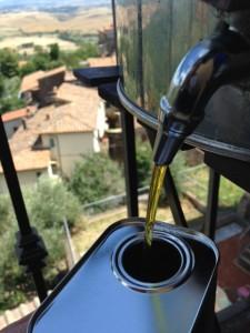 Tapning af olie